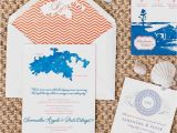 Michael's Wedding Invitation Kits Beach Wedding Invitation Sets Beach themed Wedding