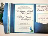 Michael's Wedding Invitation Kits Peacock Wedding Invitations Kit Various Invitation Card