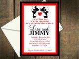 Mickey and Minnie Wedding Invitations Mickey and Minnie Mouse Wedding Invitations Mickey Mouse