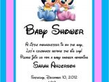 Mickey Baby Shower Invitations Free Printable Baby Shower Invitations Twins
