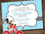 Mickey Baby Shower Invitations Unavailable Listing On Etsy