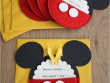 Mickey Mouse Baby Shower Invitations Party City Party Invitations Impressive Mickey Mouse Party