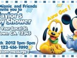 Mickey Mouse Baby Shower Invitations Walmart 1000 Images About Mickey & Minnie Baby Shower On