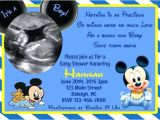 Mickey Mouse Baby Shower Invitations Walmart Mickey Mouse Baby Shower Invitations Mickey and Mouse by