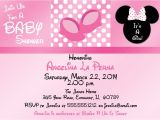 Mickey Mouse Baby Shower Invitations Walmart Minnie Mouse Baby Shower Invitations at Walmart Mous