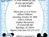 Mickey Mouse Invitations Baby Shower Mickey Mouse Baby Shower Invitations for Boys Party Xyz