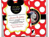 Mickey Mouse Invitations Baby Shower Mickey Mouse Baby Shower Invitations Unique Mickey Mouse