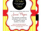 Mickey Mouse Invitations Baby Shower Printable Mickey Mouse Baby Shower Invitation