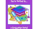 Middle School Graduation Invitations Graduation Party Invitation Grade Middle School 4 25 Quot X