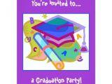 Middle School Graduation Party Invitations Graduation Party Invitation Grade Middle School 4 25 Quot X
