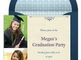 Middle School Graduation Party Invitations Graduation Photo Invitations