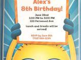 Minions Party Invites Minions Birthday Party Ideas Moms Munchkins