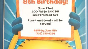 Minions Party Invites Minions Birthday Party Ideas Moms Munchkins