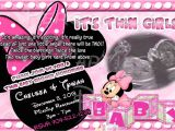 Minnie Mouse Baby Shower Invitations Party City Zebra Baby Shower Invitations Party City Sempak