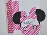 Minnie Mouse Baby Shower Invites Baby Minnie Mouse Baby Shower Invitations