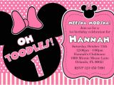 Minnie Mouse Birthday Invitation Templates Free 8 Minnie Mouse Birthday Invitations Free Editable Psd