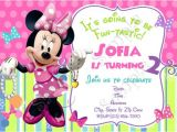 Minnie Mouse Bowtique Birthday Invitations Minnie Mouse Birthday Invitation Minnie Mouse Bowtique