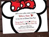 Minnie Mouse Bridal Shower Invitations Chandeliers & Pendant Lights
