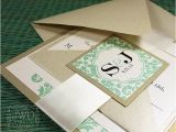 Mint and Gold Wedding Invites Elegant Wedding Invitation Light Gold Mint Green Wedding