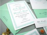 Mint Color Wedding Invitations Best 25 Mint Grey Wedding Ideas On Pinterest Grey