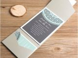 Mint Color Wedding Invitations top 10 Wedding Colors Ideas and Wedding Invitations for
