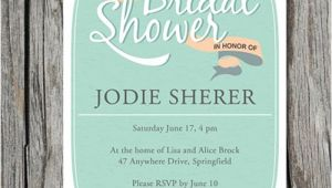 Mint to Be Bridal Shower Invitations Cheap Mint Romantic Bridal Shower Invitations Ewbs044 as