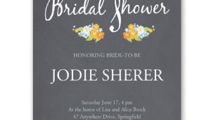 Modern Bridal Shower Invitation Wording Inexpensive Modern Bridal Shower Invitation Ewbs as Low