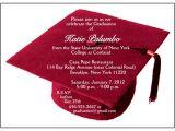 Monogrammed Graduation Invitations 25 Personalized Graduation Party Invitations Graduation