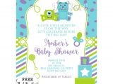 Monsters Inc Baby Shower Invites Monsters Inc Baby Shower Invitations