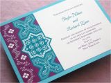 Moroccan Party Invitations Templates Moroccan Party Invitations Cobypic