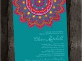 Moroccan themed Bridal Shower Invitations Best 25 Indian Invitations Ideas On Pinterest