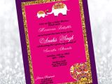 Moroccan themed Bridal Shower Invitations Moroccan themed Baby Shower Invitation
