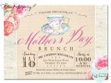Mother S Day Tea Party Invitation Wording Mother S Day Invitation Mother S Day Brunch