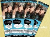 Movie Premiere Party Invitations Fault In Our Stars Movie Premiere or Birthday Party