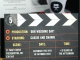 Movie themed Wedding Invites A Movie themed Wedding with Minted the Best Of This Life