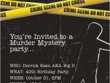 Murder Mystery Birthday Party Invitations 89 Best Images About Murder Mystery Party On Pinterest
