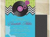 Music themed Baby Shower Invitations Baby Shower Invitation Inspirational Music themed Baby