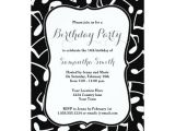 Music themed Birthday Party Invitations Music Notes themed Birthday Party Invitation Zazzle Com