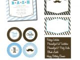 Mustache Birthday Party Printables Larae S Crafty Corner Diy Mustache Straw Party Favors