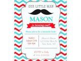 Mustache Party Invitation Template Mustache Little Man Birthday Party Invitations