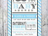 Mustache themed Baby Shower Invitations Little Man Mustache Baby Shower Invitation Digital