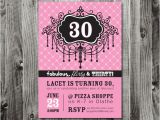 My 30th Birthday Invitation Wording 30th Birthday Party Invitation Wording Ideas