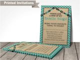 My Favorite Things Party Invitation Wording Printed Favorite Things Party Invitations by Printartshoppe