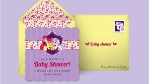 My Little Pony Baby Shower Invitations Free My Little Pony Invitations My Little Pony Line