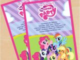 My Little Pony Printable Birthday Invitations Free Printable My Little Pony Birthday Invitation Set