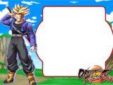 Naruto Birthday Invitation Template Free Dragon Ball Fighter Z Invitation Template