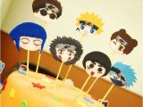 Naruto theme Birthday Invitation Naruto Cosplay theme Birthday Party Ideas Photo 28 Of