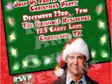 National Lampoons Christmas Vacation Party Invitations 5 X 7 Printable Christmas Vacation Christmas Party