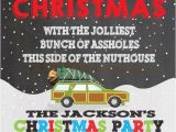 National Lampoons Christmas Vacation Party Invitations Best 25 Griswold Family Vacation Ideas On Pinterest