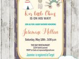 Native American Baby Shower Invitations Native American Baby Shower Invitation Tribal Arrows
